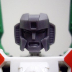 Builder Head (Angry Jet)
