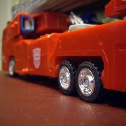 Fire Truck Tires