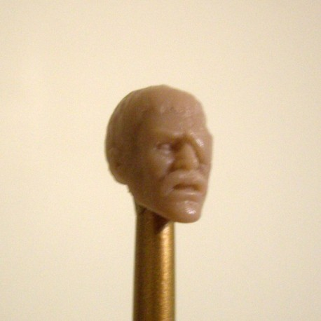 Male 1:18 Head
