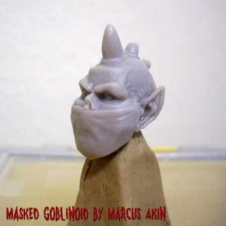 Masked Goblinoid