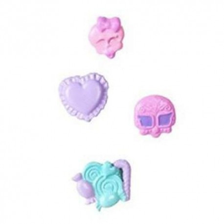 Monster High™ Spooky Sweet Emoticons